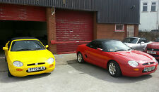 MGF / MGTF Hood / Roof / Soft Top £520 Fitted At Our Workshop In Stockport
