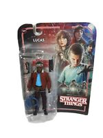 "New! STRANGER THINGS 2018 7"" inch LUCAS Action Figure by McFarlane Toys"