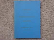 "A HISTORY OF THE PRESBYTERIAN CHURCH - SOMERSET, PA - 1776-1976 - ""COLLECTIBLE"""
