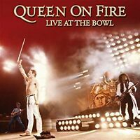 QUEEN ON FIRE LIVE AT THE BOWL LIVE - 2004 Brand New and Sealed Music Audio CD