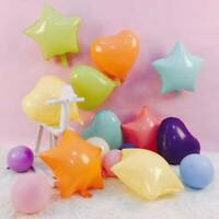 """18"""" Macaron Latex Foil Balloons Baby Shower Birthday Wedding Party Decoration"""