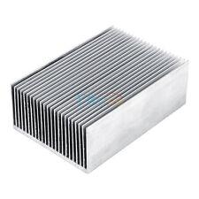 Large Aluminum Heatsink Heat Sink Radiator Cooling Fin fr IC LED Power Amplifier