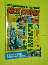 Fumetti e graphic novel europei e franco-belgi sergio bonelli editore Nick Raider fumetti italiani