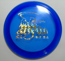 170g Latitude 64 Scythe Opto Disc Golf Distance Driver Blue