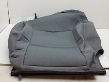 2008 CHRYSLER SEBRING FRONT PASSNEGER UPPER TOP BACK OEM SEAT COVER #057