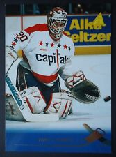 NHL 138 Jim Carey Washington Capitals Pinnacle 1995/96 (6,4 x 8,9)