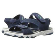 Ryka Women's Dominica Blue Shoes - Sandal size 8.5