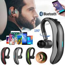 New listing Wireless Earbuds Bluetooth 5.0 Earphones Stereo Bass Ear Hook Headset