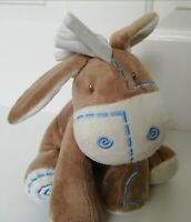 Mouse House Gifts Animal Plush brown horse pony Soft cuddly Toy Teddy comforter