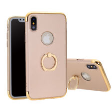 Fr iPhone X/8 7 Plus 360° Ring Holder Case Shockproof Hard Kickstand PC Cover AU
