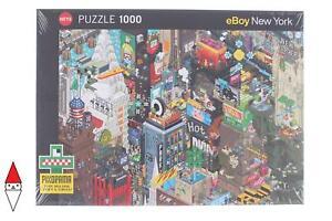 PUZZLE GRAFICA HEYE CITTA PIXORAMA NEW YORK QUEST 1000 PZ