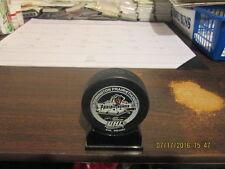 UHL Bloomington Prairie Thunder US Cellular Hockey Puck