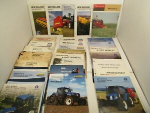 35 New Holland Ford Sperry Tractor Operator's Manual Equipment Manuals Brochure