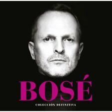 Coleccion Defintiva - Miguel Bose (2013, CD NIEUW)2 DISC SET