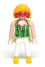 Playmobil Figure Dollhouse Vacation Woman Mom w/ Sunglasses 3230