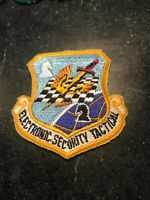 "Rare Vtg Cold War 70s 80s 6949th Electronic Security Squadron Patch 3"" USAF"