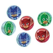 Pj Masks Party Bounce Balls 6 Pieces