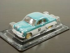 1:43 Moskvitch 407 Sport Coupe 1962 USSR Racing #231 /129 DeAgostini Autolegends