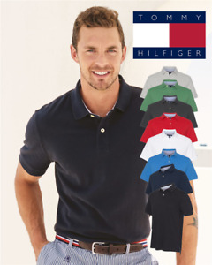 Tommy Hilfiger - New High Quality Classic Fit Ivy Pique Sport Shirt - 13H1867