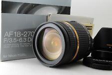 [Mint++]Tamron B003 18-270mm f/3.5-6.3 Di-II PZD VC Lens For Nikon F From JAPAN