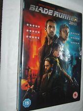 BLADE RUNNER 2049 DVD  NEW & SEALED Harrison Ford Ryan Gosling