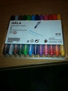 Ikea Felt tip pen set