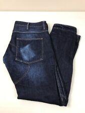 G Star Raw 5620 BIKE 3D Low Tapered Jeans 34 x 32