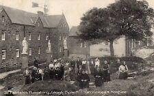 ST PATRICK'S PURGATORY LOUGH DERG CO DONEGAL GENTLEMENS HOSPICE IRELAND POSTCARD