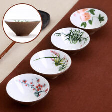 4pcs/lot Chinese tea cup handpainted porcelain tea cup kungfu tea cup 50ml cups