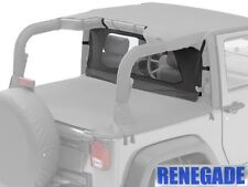 Jeep Wrangler JK 2-türer Windjammer Windschott Black Diamond Bestop 07-15
