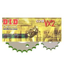 DID kit de chaînes SUZUKI 125 RM J-M Pignon en acier Année fab. 89-91 Traduction