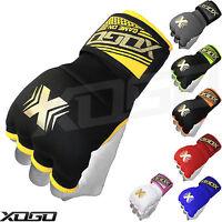 Evo Boxing Bag Inner GEL Gloves MMA Grappling hand wraps Martial Arts Bandages
