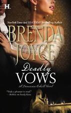 Deadly Vows (Hqn), Brenda Joyce, Good Book