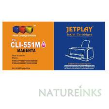1 x CLI-551M magenta ink cartridge for Pixma iP7200 iP7250 MG5450 MG5550 MG6350