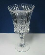 FOSTORIA ASPEN CLEAR 2861 WATER GLASS CRYSTAL ELEGANT NO TRIM 4 available