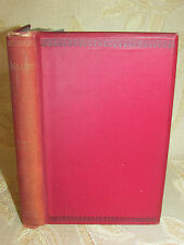 Antique Collectable Book Of Asolando Fancies And Facts, By R. Browning - 1890