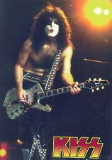KISS SERIES 1 CORNERSTONE COMMUNICATIONS PROMO CARD P2