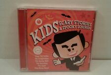Kids Scary Stories & Spooky Sounds by The Hit Crew (CD, Turn Up the Music)