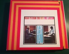 Oscar Peterson Trio With Milt Jackson: VERY TALL (1961/2000 Verve Master Edition