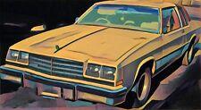 Cadillac DeVille Coupé Fleetwood Sedan 1977 – 1985 Windschutzscheibe + Antenne