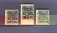IRELAND 1907-16 Sinn Fein PROPAGANDA LABELS CELTIC CROSS 3d & 10d FORERUNNER (3)