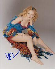 HEATHER GRAHAM Signed Photo w/ Hologram COA