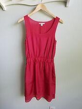 Banana Republic pink silk dress- SZ 0
