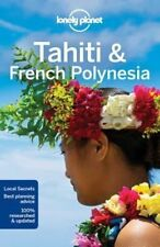 Lonely Planet Tahiti & French Polynesia por Jean-Bernard Carillet, solitario..