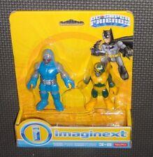 Darkseid with Minion - Imaginext Dc Super Friends - Justice League Movie Villain