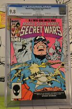 Marvel Super Heroes Secret Wars #7 CGC 9.8 1st Appearance New Spider-Woman