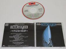 JOHN WILLIAMS/STAR WARS: RETURN OF THE JEDI(POLYDOR POCP-2012) GIAPPONE CD ALBUM