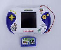 Leapfrog Leapster 2 Disney Pixar Toy Story 3 System & Game