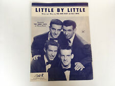 Hill And Range Songs, Inc Little By Little Music Sheet
