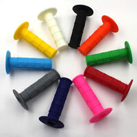Colorful Gel Rubber Handlebar Grips Motorcycle Dirt Pit Bike Enduro Off-Road MX